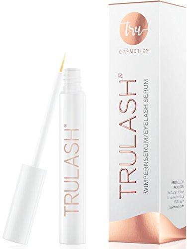 TRULASH - Wimpernserum & Augenbrauenserum | maximale Wirkung | besonders verträglich, 3ml