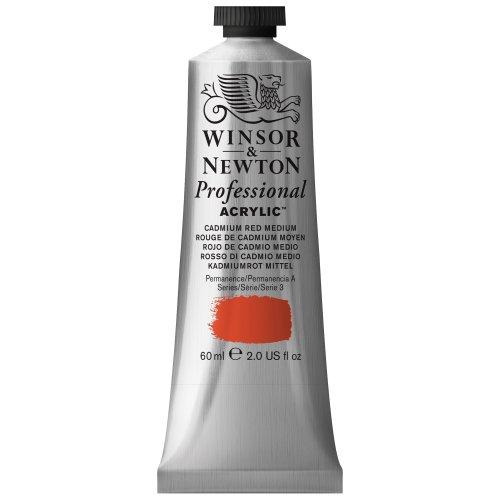 winsor-newton-professional-pintura-acrilica-tubo-60-ml-color-rojo-de-cadmio-medio