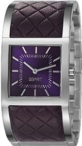 Esprit Damen-Armbanduhr Catelli Analog Quarz verschiedene Materialien ES105922003