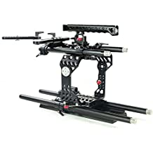 Camtree Hunt Cage for Red Scarlet – Arri estándar (CH de RS de CD)
