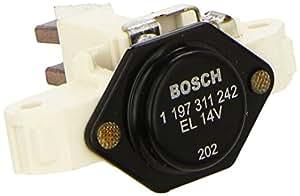 Bosch 1197311242 Régulateur transistor