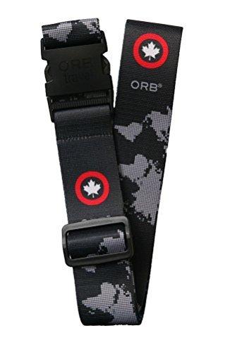 orb-travel-ls260-sg-earth-silver-grey-premium-designer-luggage-strap-2mx5cm