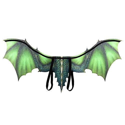 Drachen Kostüm Umhang - Halloween Drachen/Fledermaus Flügel Halloween Drachen Kostüm