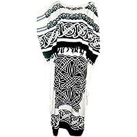 NEW Cool caftanes caftán Plus CELTIC kaftán suave e instrucciones para hacer vestidos talla única Cool