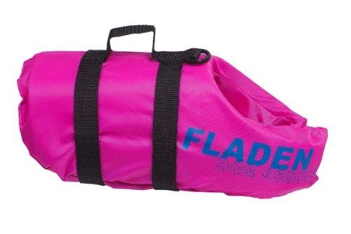 Fladen Dog Flotation Vest Rosa Rose L