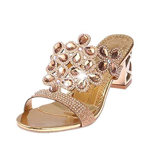Innerternet sandali donna con zeppa estive elegant scarpe donna estive eleganti scarpe donna tacco medio sandali gioiello donna - donna scarpe tacco alto sandali ragazze donna donna sandali
