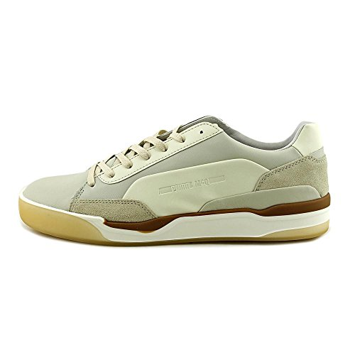 Alexander McQueen By Puma McQ Move Lo Lace Unisex Cuir Baskets Slvrbrch-Monk's Robe-Deset
