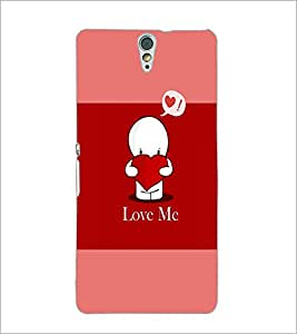 PrintDhaba Quote D-4038 Back Case Cover for SONY XPERIA C5 ULTRA (Multi-Coloured)