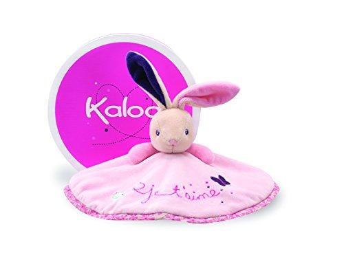 Kaloo - Petite Rose, doudou marioneta: conejita redonda (K969866 )