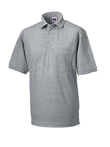 Z011 Workwear-Poloshirt Light Oxford