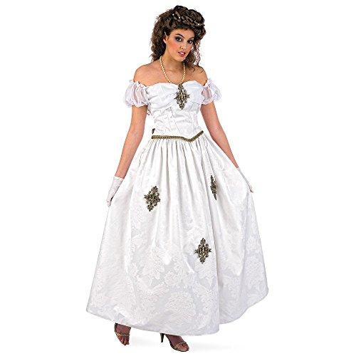 Kaiserin Kostüm - Limit DA201TL Sissi Kaiserin Kostüme (groß)