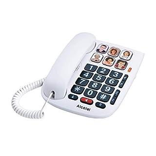 Alcatel Max 10 - Teléfono con cable para personas mayores, blanco (B01N6F29FO) | Amazon Products
