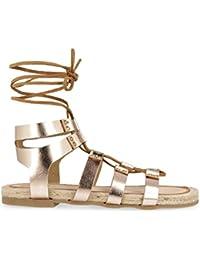 Zapatos marrones Gioseppo Catrina para mujer