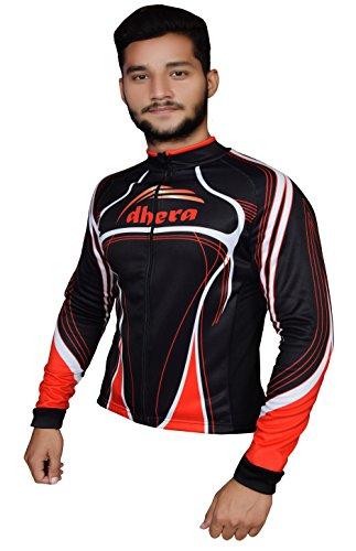 Deportes Hera Maillot Ciclismo, Camiseta Térmica con Manga Larga de Ciclistas, Ropa Ciclismo -dehera