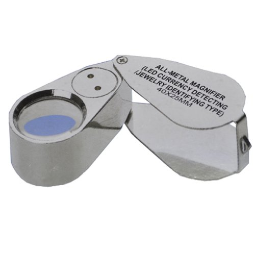 ikkegol-40x-25mm-all-metal-magnifier-jeweler-led-uv-lens-jewelery-loupe-magnifier-led-currency-detec