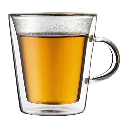 Bodum 10325-10 canteen set 2 verres double...