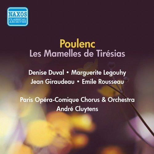 Poulenc: Les mamelles de Tiresias (1954)