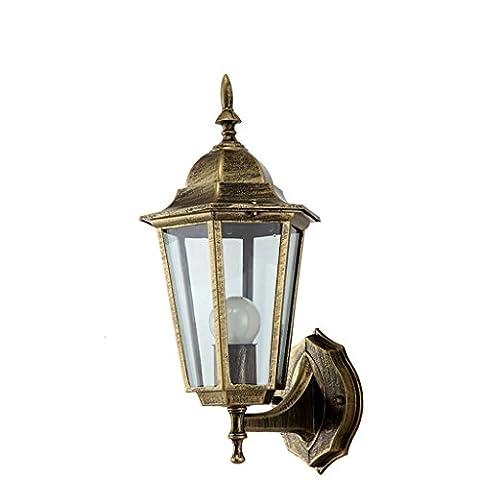 Guo Europäische - Style Retro Eisen Einzel - Kopf-Lampen-Wohnzimmer im