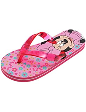 Disney Minnie Chicas Chanclas 2016 Collection - Rosa