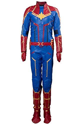 MingoTor Superheldin Outfit Cosplay Kostüm Damen XXL