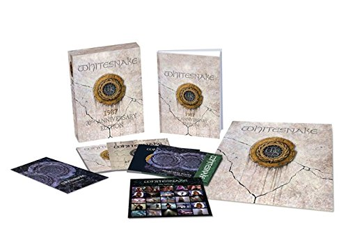 Whitesnake: 1987 (30th Anniversary Edition) (Audio CD)
