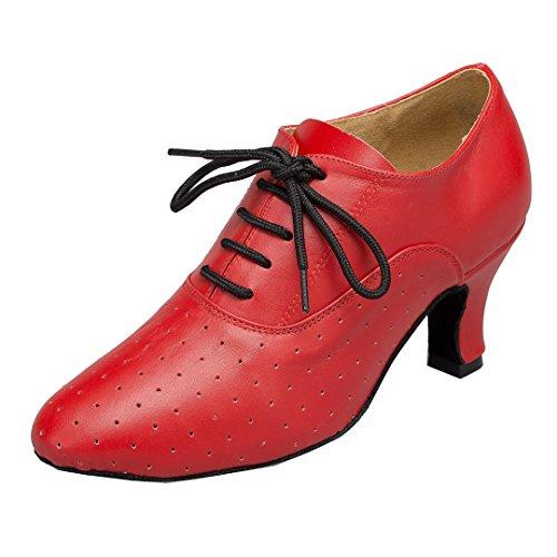 TDA , Jazz & Modern femme red