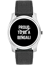 BigOwl Proud To Be A Bengali Best Gift For BENGALI Fashion Watches For Girls - Awesome Gift For Daughter/Sister...