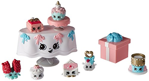 Shopkins S7 Join the Party Theme Pack: Wedding Party Collection