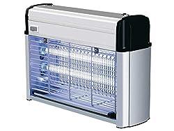 Profi Insektenvernichter, 2 x 6W UV-Lampen, Hochspannung bis 2200V, inkl. Wandmontage; GGG GA-12W