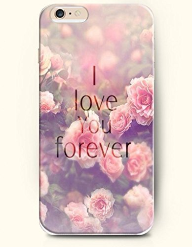 Case Cover For Ipod Touch 4 Hard Case **NEW** Case with the Design of I love you forever - Case for iPhone Case Cover For Ipod Touch 4 (2014) Verizon, AT&T Sprint, T-mobile