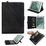 LEMOUTON YZ-160-FR YZ-160-FR Tablet-Schutzhülle, iPad 9.7 (2017&2018) iPad Air 2, Schwarz