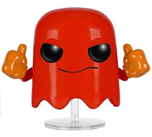 Pac-Man – Blinky Funko POP Figur
