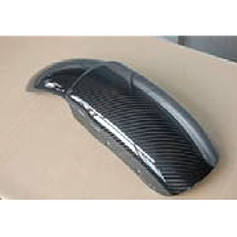 nosolomoto Guardabarros frontal de fibra de carbono para Harley Davidson VRSCF V-Rod MUSCLE. - Fibra de Carbono -