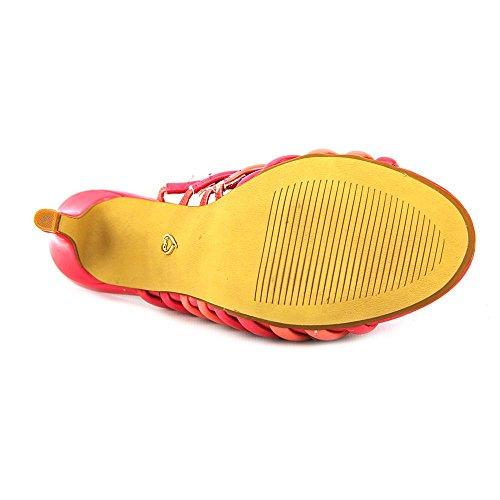 Thalia Sodi Imelda Synthetik Sandale Multi Pink