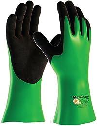 ATG 56635-09B Gants de protection anticoupures Manipulation de produits chimiques 35cm