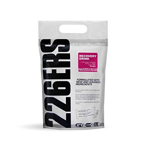 226ERS Recovery Drink Recuperador Muscular, Sabor Fresa - 1060 gr