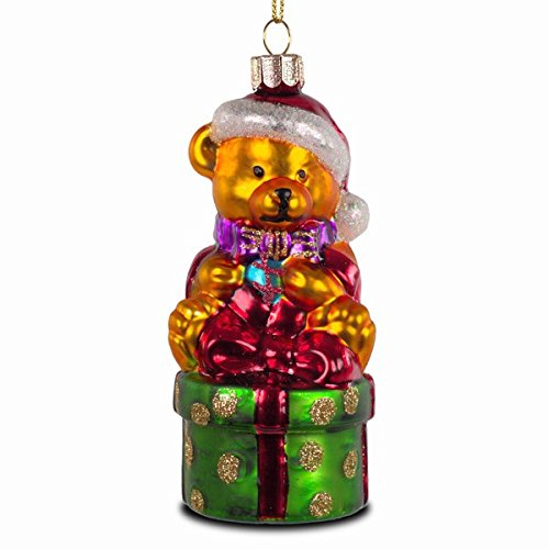 sikora-bs1-decoration-de-noel-en-verre-colore-plusieurs-modeles-weihnachtsartikelbs208-gold-grun-rot
