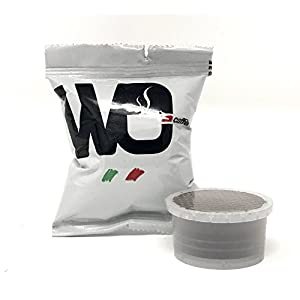 We Caffè Capsule Compatibili Lavazza Point Espresso Napoletano - 100 capsule
