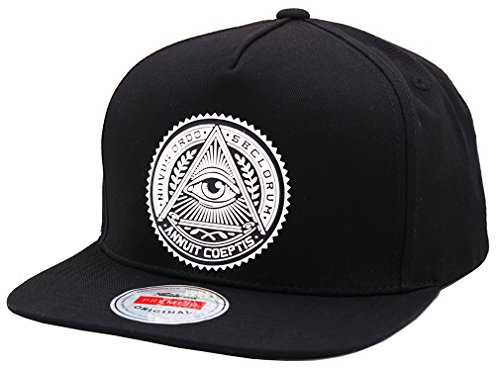 Sujii Illuminati Casquette de Baseball Chapeau Snapback Baseball Cap Snapback Hat