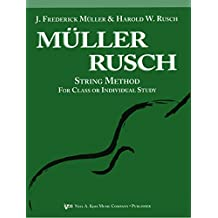 Muller rusch – String Method For Class or Individual Instruction – Viola portatil 1