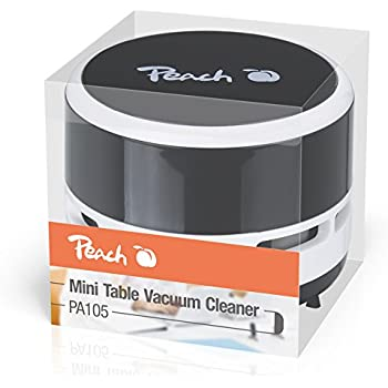 peach pa105 mini staubsauger 1 st ck batteriebetrieben. Black Bedroom Furniture Sets. Home Design Ideas