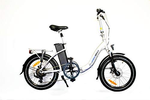 URBANBIKER Vélo électrique Pliant Battery...