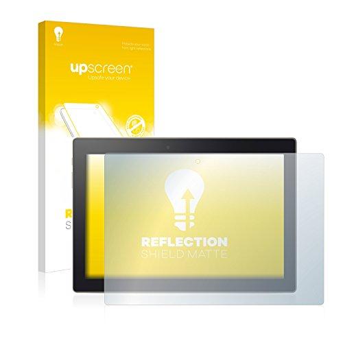upscreen Matt Schutzfolie kompatibel mit Lenovo Tab3 10 Plus - Entspiegelt, Anti-Reflex, Anti-Fingerprint