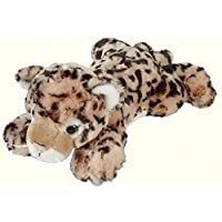 Ravensden Soft Plush Leopard Laying 26cm