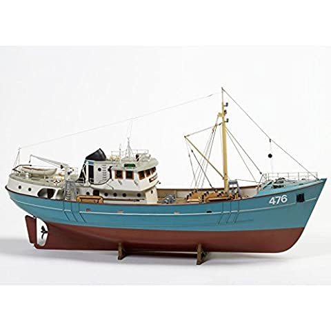 Billing Boats 1:50 Scale Nordkap North Sea Trawler Model Building Kit