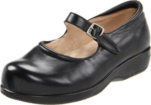 Softwalk Jupiter Large Cuir Mary Janes Black