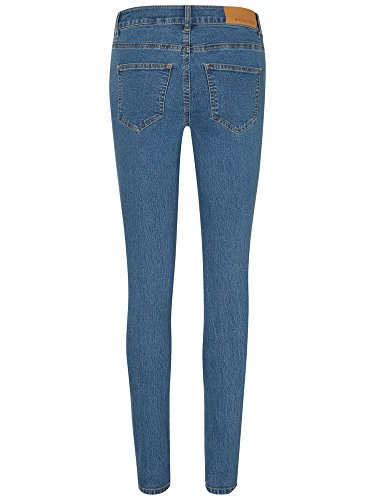 Noisy may Damen Jeanshose Blau