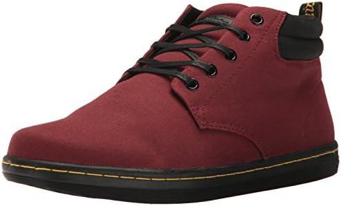 D1988 sneaker uomo DR. MARTENS MALEKE scarpe blu petrolio shoe man