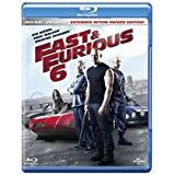 BLU-RAY - Fast & furious 6 (1 Blu-ray)
