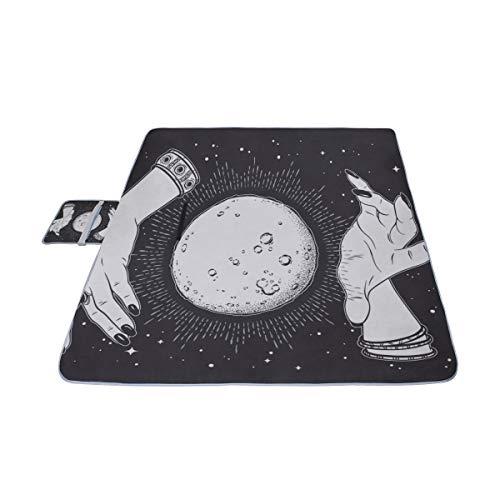AGIRL Die Spur der Schicksals-Reihen-Symbol-Picknick-Matte 57